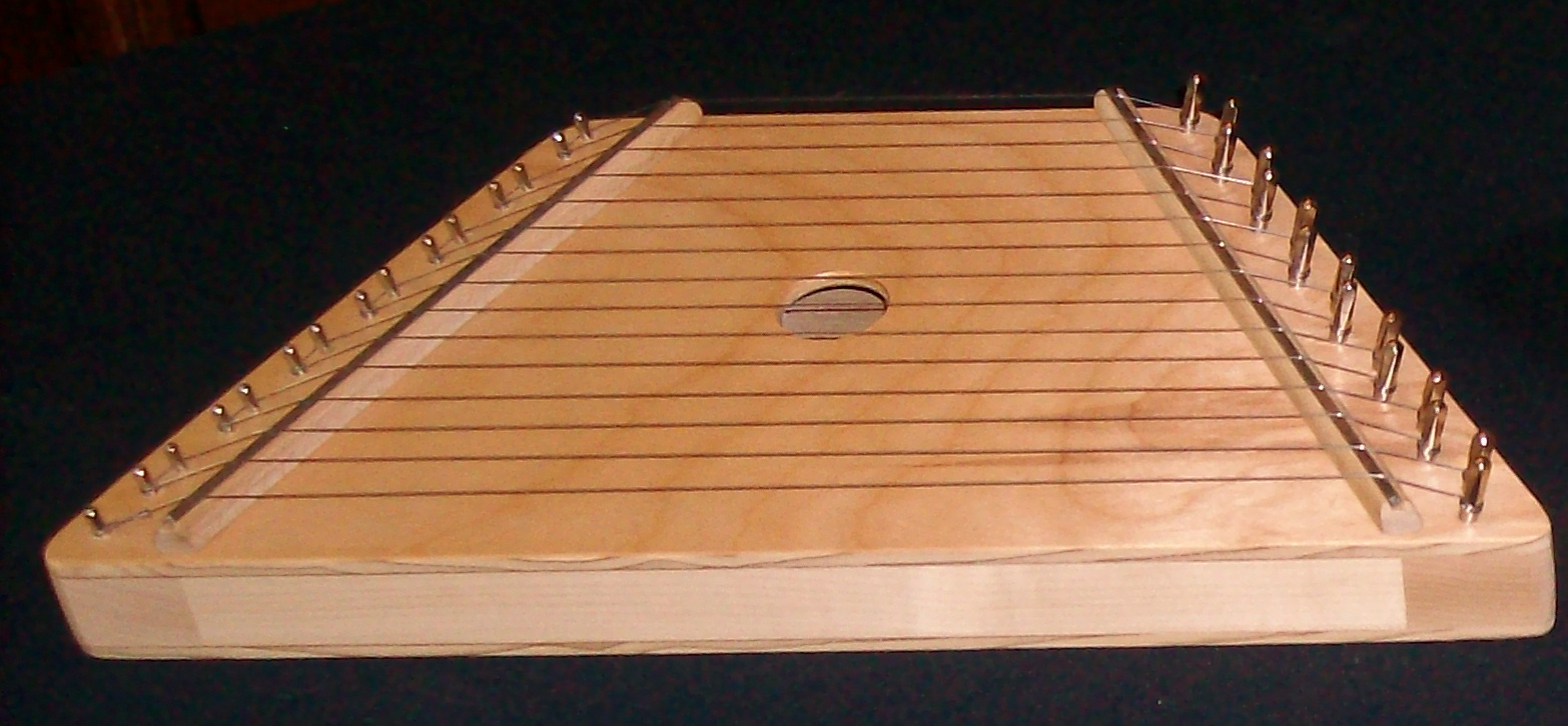 lap harpsichord - photo #46